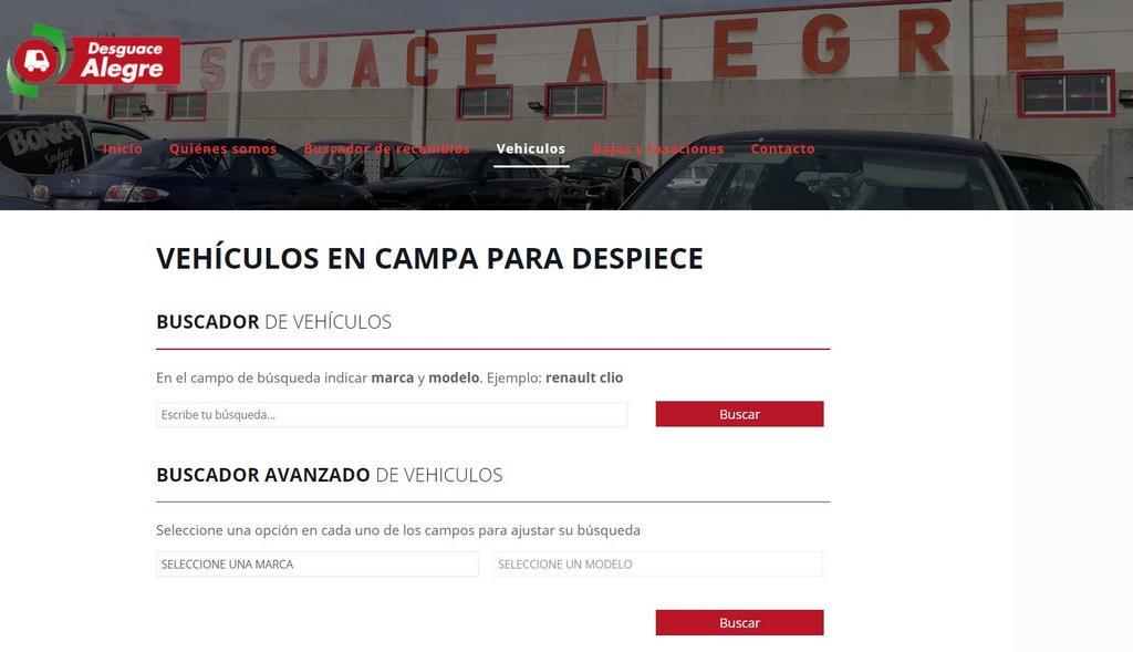 desguace economico Valencia